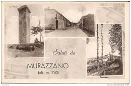 Italie  Murazzano - SALUTI , DA   MURAZZANO - Andere Städte