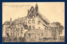 Arlon. Ancien Couvent Des Pères Capucins. (1626- 1905, Butte Knippchen- Eglise Saint-Donat). 1927 - Arlon