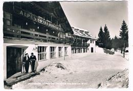 A-4300   DORNBIRN : Alpenhotel Bödele - Dornbirn