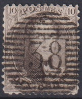 "(195) Cat Nr:14   "" 38 (Engien) "" +15  (2 SCAN) - 1863-1864 Medaillen (13/16)"