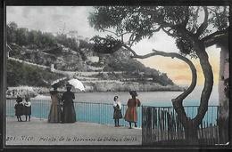 CPA 06 - Nice, Pointe De La Rascasse - Le Château Smith - Autres