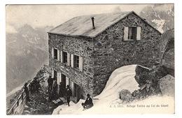 ITALIE - Refuge Torino Au Col Du Géant - Italy