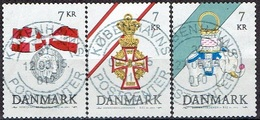 DENMARK # FROM 2015 STAMPWORLD 1742-44 - Used Stamps