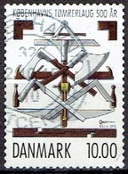 DENMARK # FROM 2015 STAMPWORLD 1752 - Used Stamps