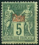 Chine (1894) N 1 * (charniere) - Nuovi