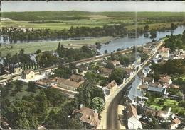 ( LE GOULET )( 27 EURE ) ( VUE AERIENNE ) VUE GENERALE - France