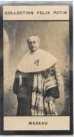 Charles MAZEAU - Magistrat - Conseiller Général Canton De Gevrey-Chambertin  - Collection Photo Felix POTIN 1900 - Félix Potin