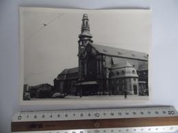 2 Photographies De La Gare De Luxembourg Sous L'occupation Allemande En 1942  Format 13x18 Et 8x6 - Guerre, Militaire