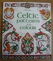 Usborne – Celtic Patterns To Colour - Enfants