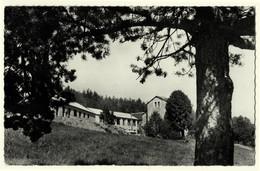 CPSM - St-Maurice-de-Ventalon (48), Houillères Du Bassin Des Cévennes, Colonie De Vacances De La Tour De Viala. - Otros Municipios