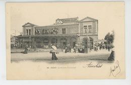 VINCENNES - PARIS - La Gare De Vincennes - Vincennes