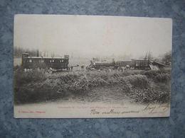 PERIGUEUX - CATASTROPHE FERROVIAIRE DE LA CAVE 1902 - Périgueux