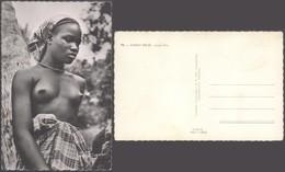 Carte Postale - Congo Belge (792) : Jeune Fille, Femme Seins Nus. - Belgisch-Kongo - Sonstige