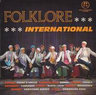 THE FLOFLOWER POT MEN - SP 33T - Disque Vinyle - Folklore International - 981 - Musiques Du Monde