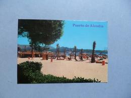 MALLORCA  -  Puerto De Alcudia  -  Espagne - Mallorca