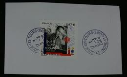 France  2020 Boris Vian 100ans 1920-2020.oblitéré - Oblitérés