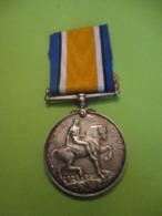 Médaille/  Georgius V  Britt. Omn: Rex Et Ind.Imp. / 1914-1918 / Grande Bretagne/ Argent Vers 1930-50             MED352 - United Kingdom