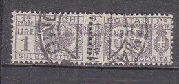 PGL AH022 - ITALIA REGNO PACCHI SASSONE N°30 - Postal Parcels