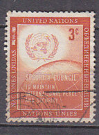 H0037 - ONU UNO NEW YORK N°52 - New-York - Siège De L'ONU