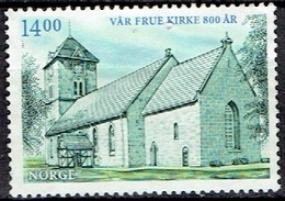 NORWAY # FROM 2007 STAMPWORLD 1622 - Used Stamps