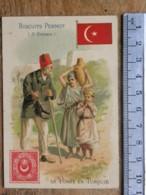 Chromo Biscuits PERNOT - La Poste En Turquie - Pernot