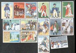 Erinophilie, 15 Vignettes SEITA Sur Napoleon - Autres