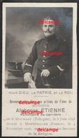 Oorlog Guerre Alfons Etienne Tohogne Soldaat Vestingsartillerie Gesneuveld Te Montpellier Nov 1916 Fort Namur Citadelle - Devotion Images
