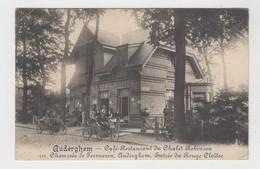 Auderghem  Oudergem  Café - Restaurant Du Chalet Robinson Chaussée De Tervueren - Auderghem - Oudergem