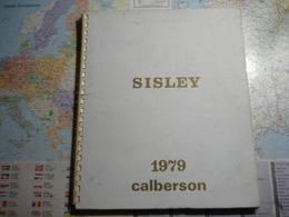 Sisley 1979 Calberson - Grand Format : 1971-80