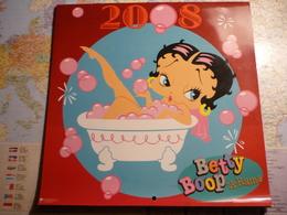 Betty Boop A Rama 2008 - Calendriers