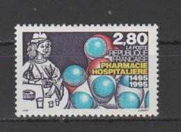FRANCE / 1995 / Y&T N° 2968 ** : Pharmacie Hospitalière X 1 - France