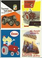 7 Cartes Modernes Tracteurs Agricoles - Tracteur Agricole - Tractores