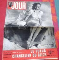 Nuit Et Jour N°64 Mars 1946 Prison Saint Lazare ,Jean Le Gall Saint Servan,Camp Prisonnières Gonfreville L'Orcher - Other