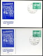 DDR PP16 D2/063 Privat-Postkarte FARBAUSFALL GRAU Zeitz Sost. 1976 - [6] Oost-Duitsland