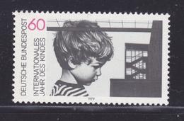 ALLEMAGNE FEDERALE N°  841 ** MNH Neuf Sans Charnière, TB, Année De L'enfant UNICEF 1979 (D9061) - Neufs