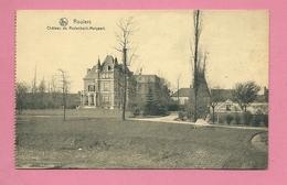 C.P. Roeselare =  Château  De RODENBACH-MERGAERT - Roeselare