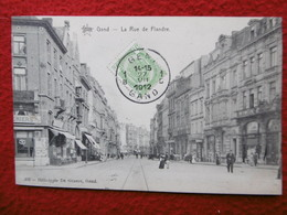 GAND RUE DE FLANDRE Café TENIERS - Gent