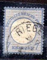 Alemania Imperio Sello Nº Michel 10 O Valor Catálogo 120.0€ OFERTA (OFFER) - Germany