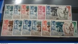 COLONIES FRANCAISES - 1949 75e Anniversaire De L'UPU
