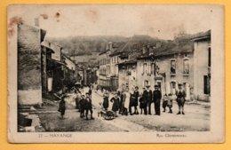 Hayange - Rue Clemenceau - Non Classificati