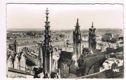 Oise > Beauvais Vue Générale Prise De La Cathédrale - Beauvais