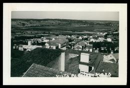 MORA - Vista Parcial De Mora.    Carte Postale - Evora