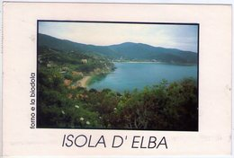 Isola D'Elba. Forno E La Biodola. VG. - Italia