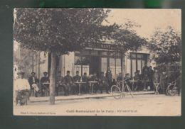 CPA - 17 - Boyardville - Café-Restaurant De La Paix - France