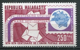 Madagaskar Mi# 716 Postfrisch MNH - UPU 1974 - Madagascar (1960-...)