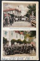 Grenzübergang Bei Myslowitz/ Andenken An Das Kriegsjahr 1914/15 - War 1914-18