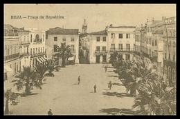 BEJA - Praça Da Republica  ( Ed.Alberto Malva) Carte Postale - Beja