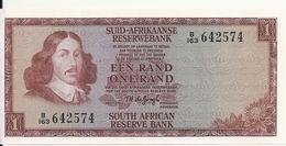 AFRIQUE DU SUD 1 RAND ND1973 XF++ P 116 A - Afrique Du Sud
