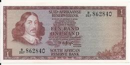 AFRIQUE DU SUD 1 RAND ND1973 AUNC P 116 A - Afrique Du Sud