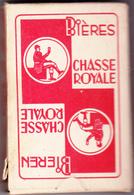 """Brasserie """"Chasse Royale"""" - 54 Kaarten"""